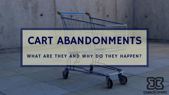 cart abandonments