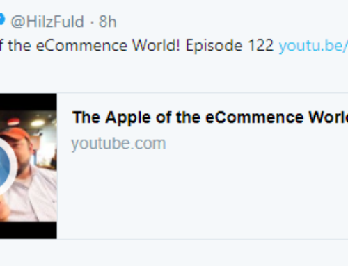 "In the Words of Thought Leader Hillel Fuld, Datacrushers is ""The Apple of the eCommerce World"""
