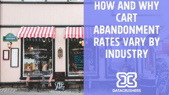 cart abandonment rates