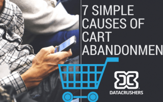7 Simple Causes of Cart-Abandonment and What You Can Do Prevent Them
