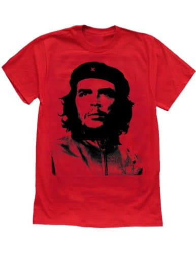Che Shirt - an example of visual marketing