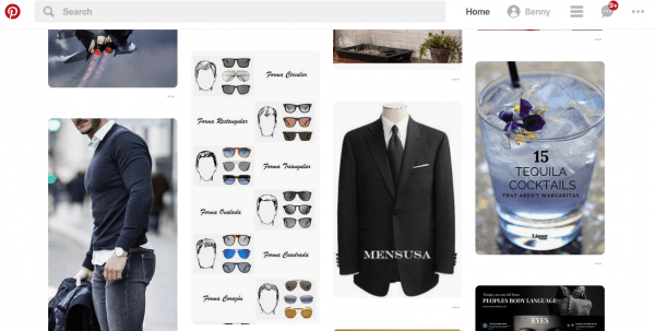 Pinterest Visual Marketing
