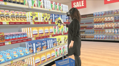 Shopping In VR