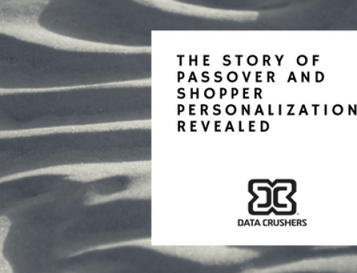 The Story of Passover and Shopper Personalization Revealed