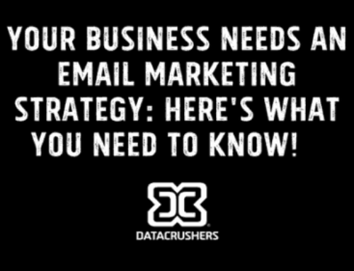Email Marketing Strategy: Here's What You Need To Know!